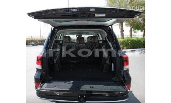Acheter Importé Voiture Toyota Land Cruiser Noir à Import - Dubai, Grande Comore