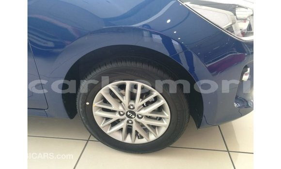 Acheter Importé Voiture Kia Rio Bleu à Import - Dubai, Grande Comore
