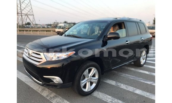 Medium with watermark toyota highlander grande comore import dubai 1553