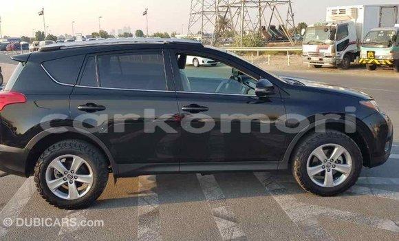 Acheter Importé Voiture Toyota RAV4 Noir à Import - Dubai, Grande Comore