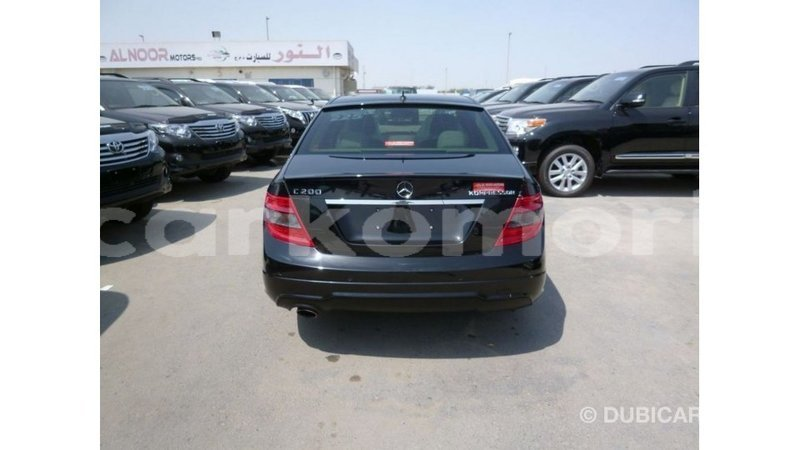 Big with watermark mercedes benz 200 great comore import dubai 2304
