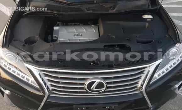 Acheter Importé Voiture Lexus RX 350 Noir à Import - Dubai, Grande Comore