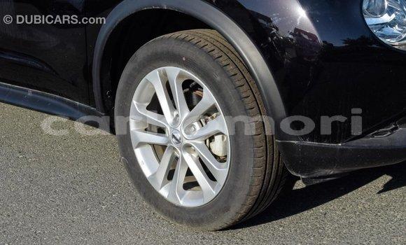 Acheter Importé Voiture Nissan Juke Noir à Import - Dubai, Grande Comore