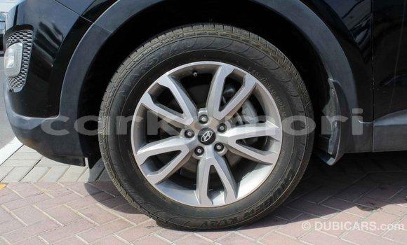 Acheter Importé Voiture Hyundai Santa Fe Noir à Import - Dubai, Grande Comore