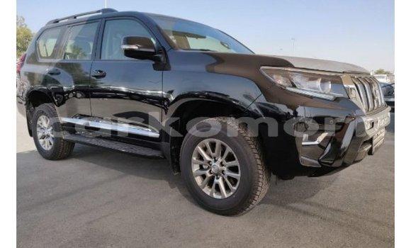 Acheter Importé Voiture Toyota Prado Noir à Import - Dubai, Grande Comore