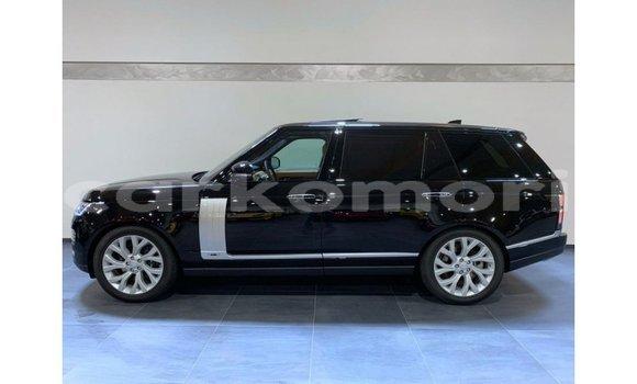 Buy Import Land Rover Range Rover Black Car in Import - Dubai in Great Comore