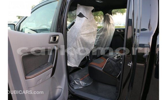 Acheter Importé Voiture Ford Ranger Noir à Import - Dubai, Grande Comore