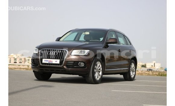 Acheter Importé Voiture Audi Q5 Marron à Import - Dubai, Grande Comore