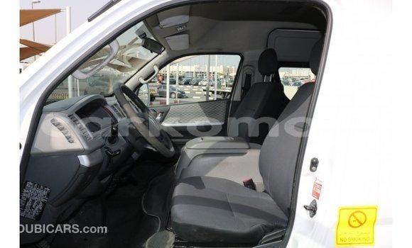Acheter Importé Voiture Foton Tunland Blanc à Import - Dubai, Grande Comore
