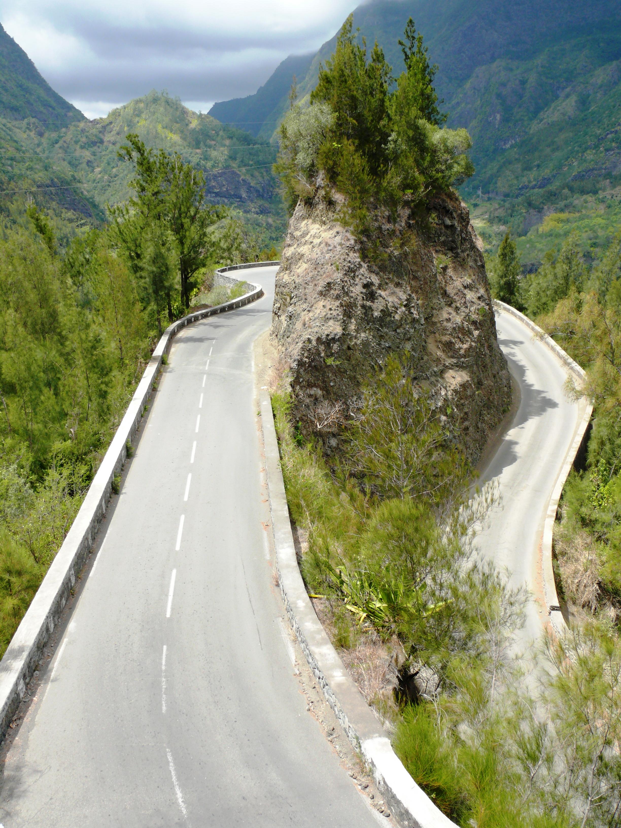 Route comores
